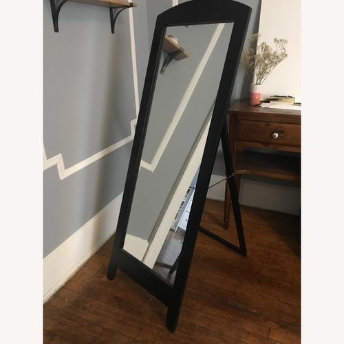 Used Beautiful Tall Standing Mirror for sale on AptDeco