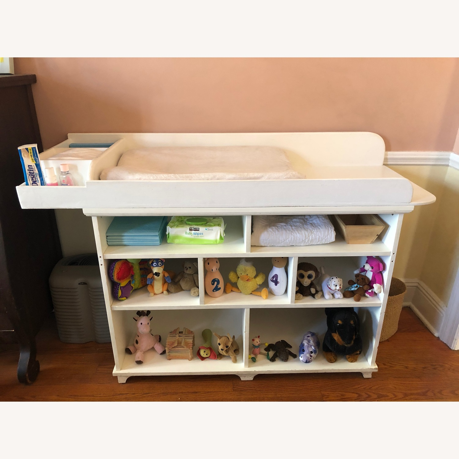 Pottery Barn Extra-wide Changing Table