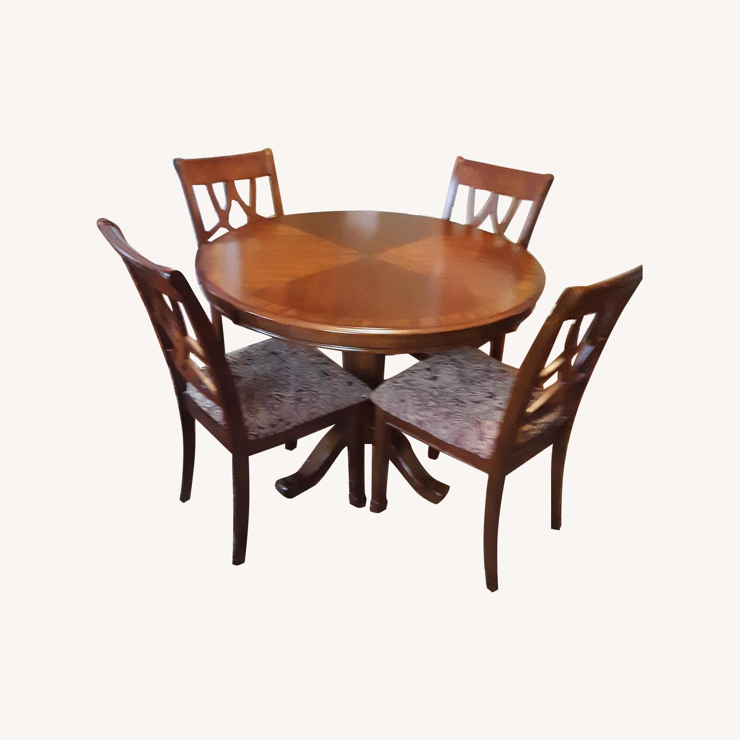 Ashley Kitchen Table and Chairs
