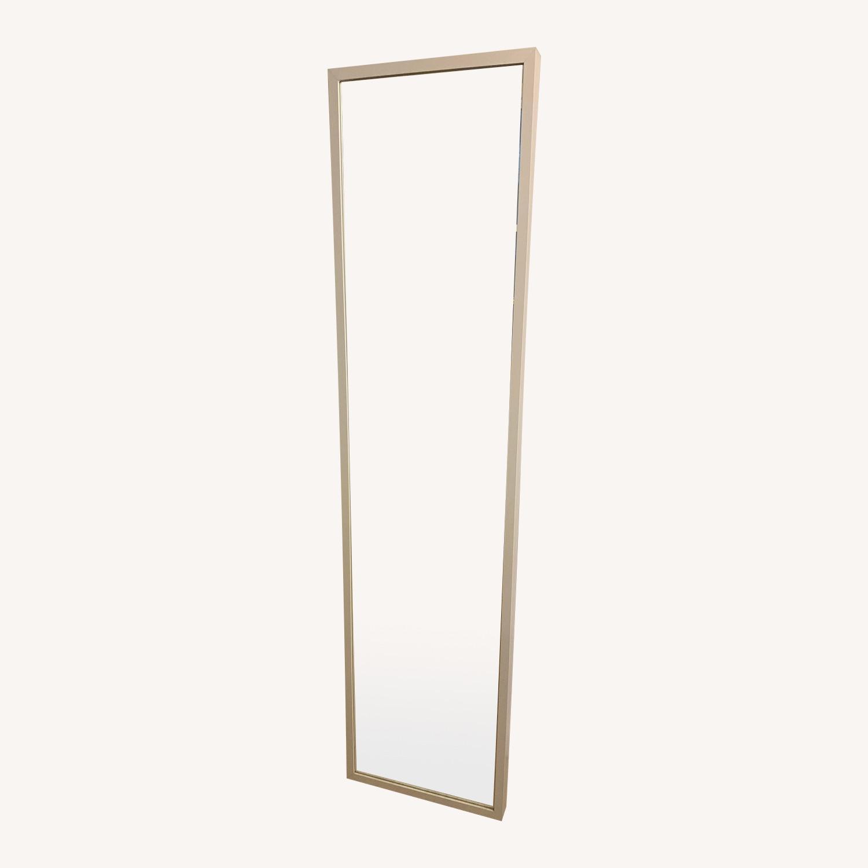 Full Length White Mirror