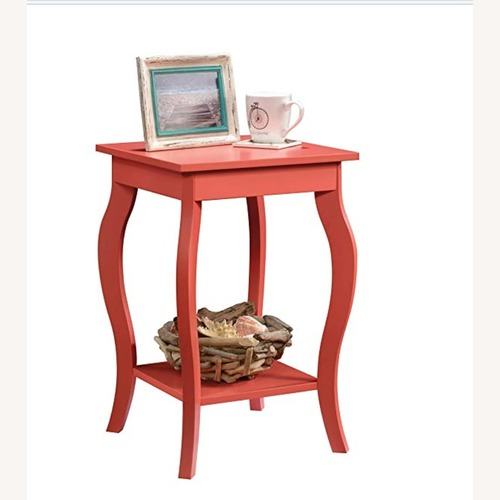 Used Sauder Coral Side Table for sale on AptDeco
