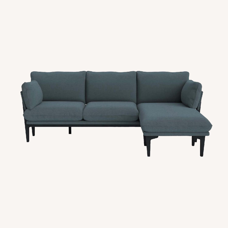 Floyd The Sofa Chaise in Birch