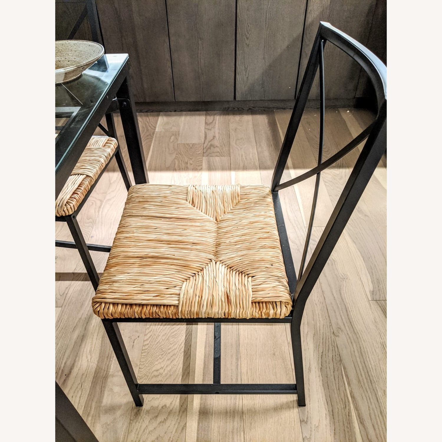 IKEA Granas Dining Table with Four Chairs