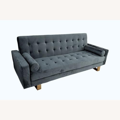 Used Brooklyn Space Vagabond Mid-Century Modern Sleeper Sofa for sale on AptDeco
