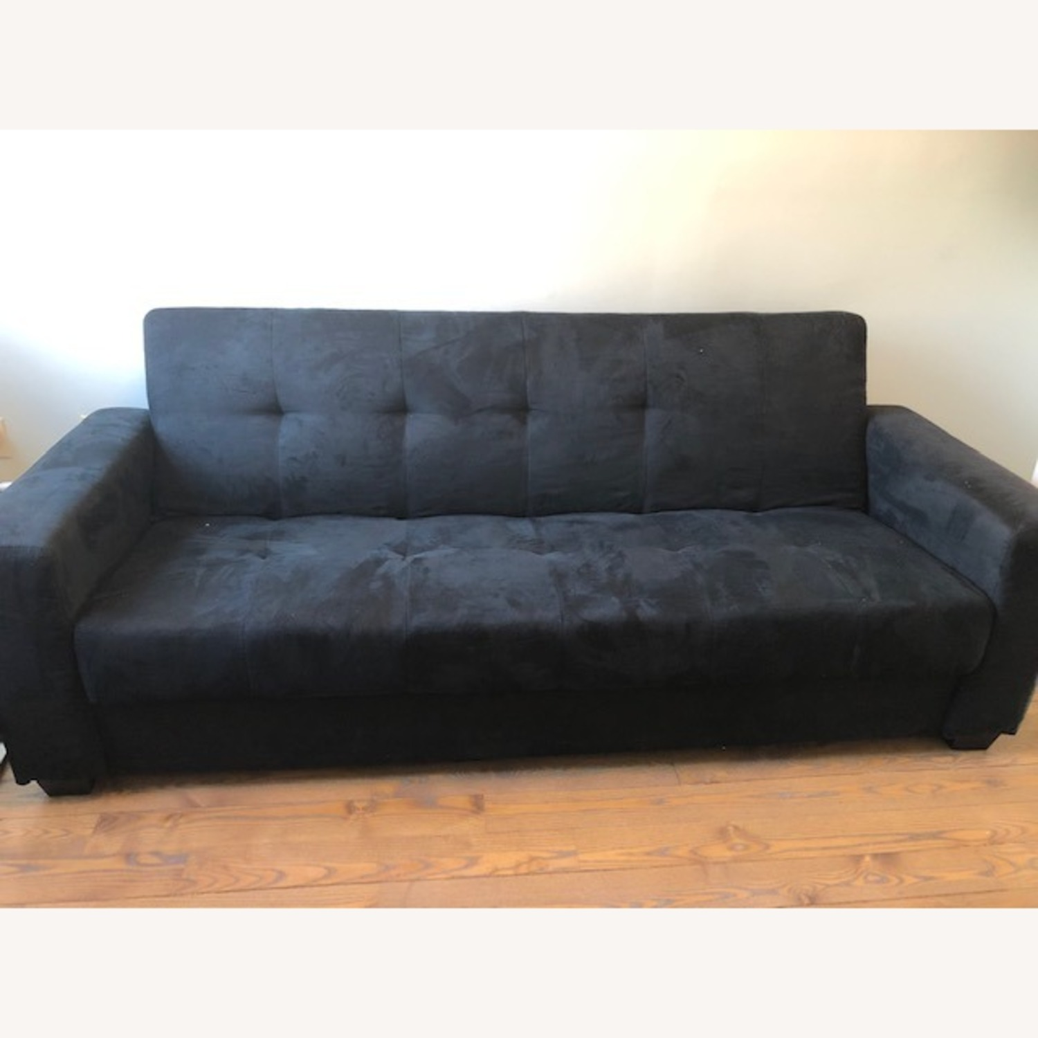 Lifestyle Solutions Futon with Storage - image-1