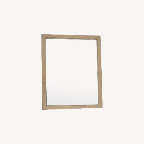 Used Pottery Barn Over the Dresser Sausalito Mirror for sale on AptDeco