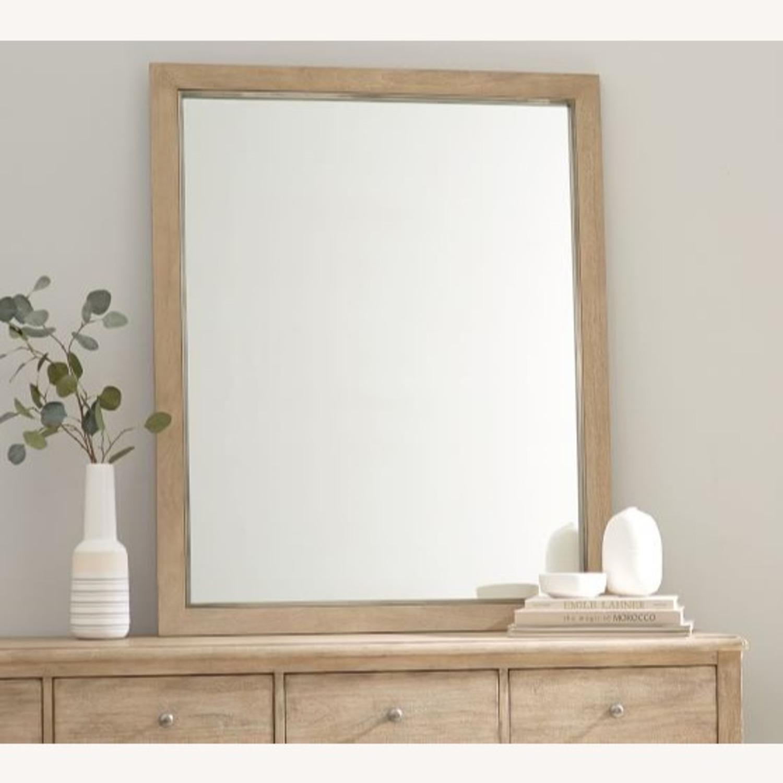 Pottery Barn Over the Dresser Sausalito Mirror