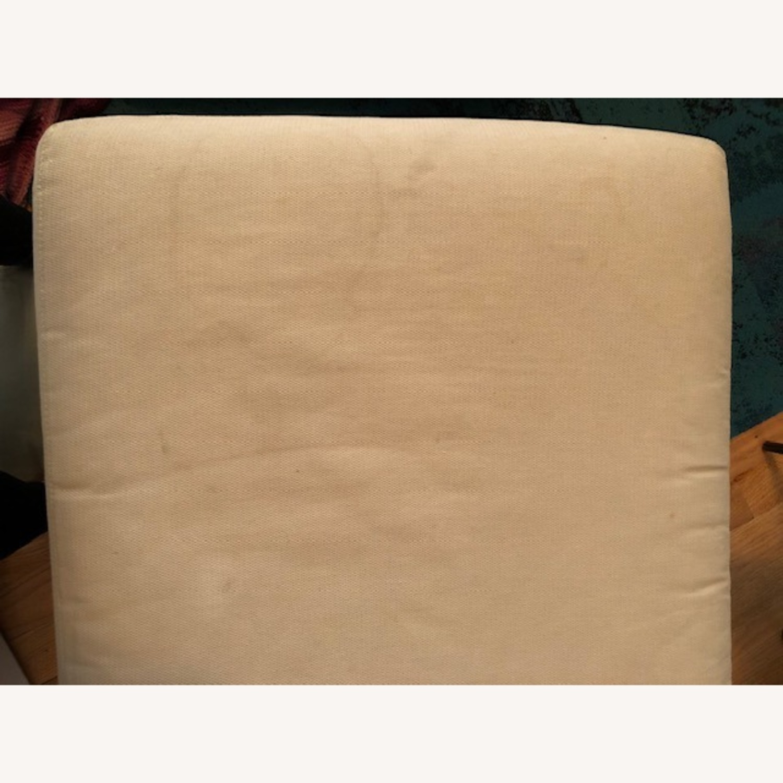 Crate & Barrel Lounge II Armless Chair - image-3
