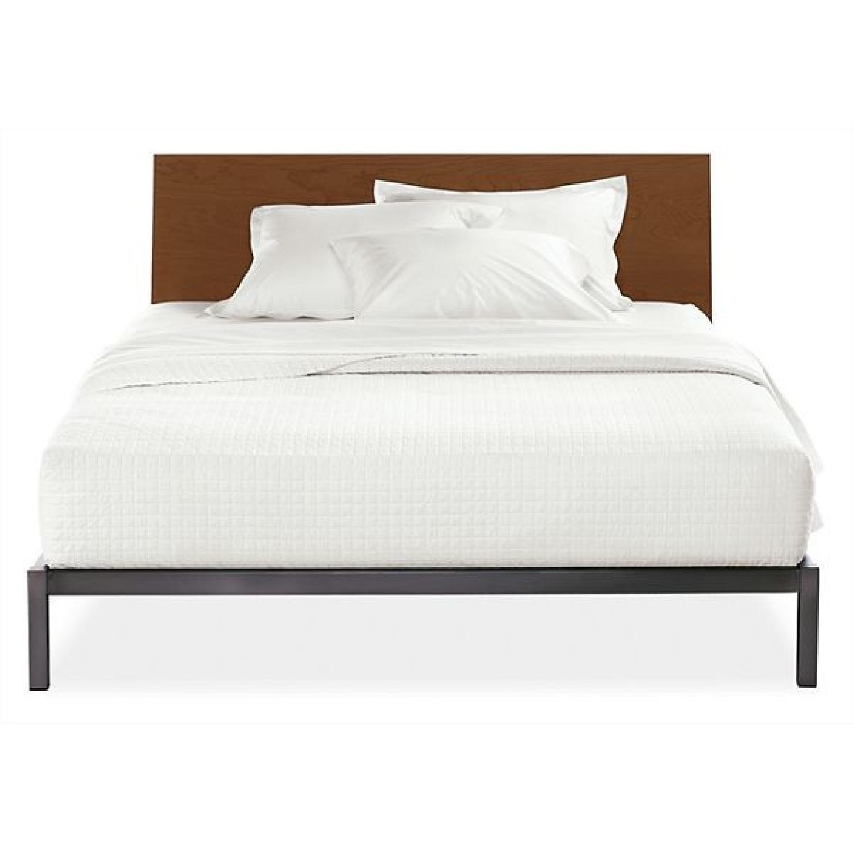Room & Board Copenhagen Wood Bed (Full Size) - image-0