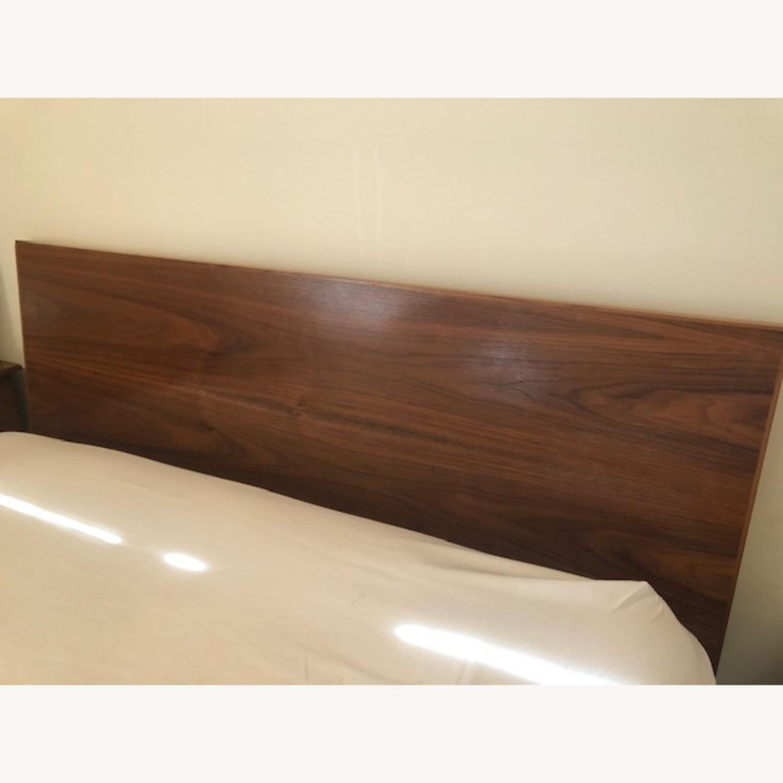 Room & Board Copenhagen Wood Bed (Full Size) - image-3