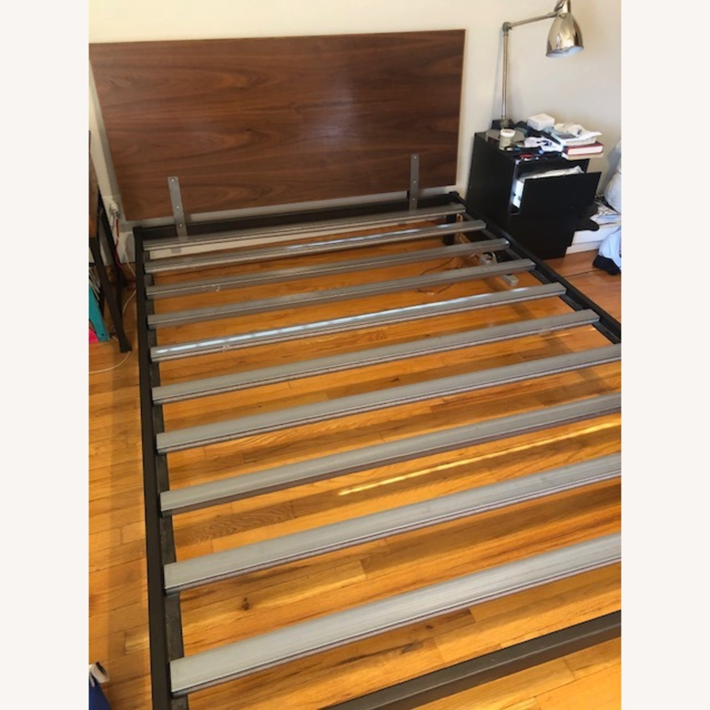 Room & Board Copenhagen Wood Bed (Full Size) - image-1