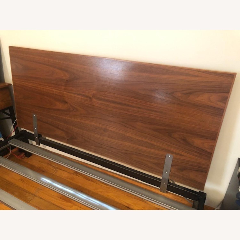Room & Board Copenhagen Wood Bed (Full Size) - image-2