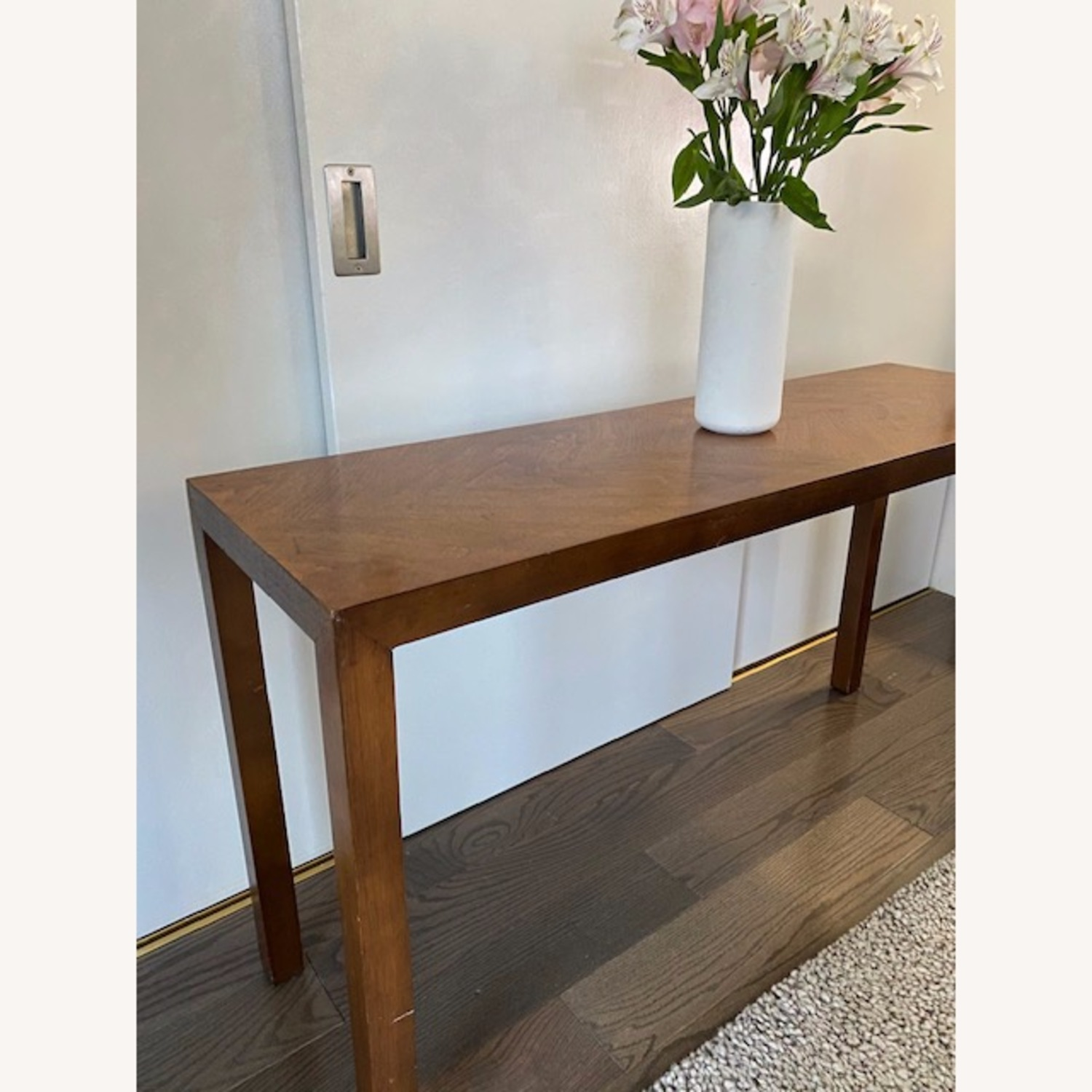 Lane Parsons Table Exquisite Solid Wood Pattern - image-2