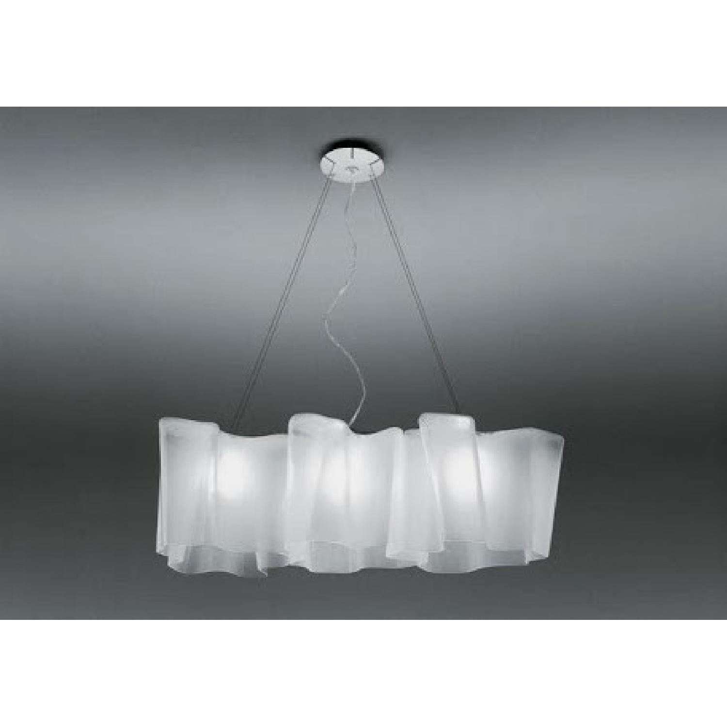 Artemide Logico Suspension Triple Linear
