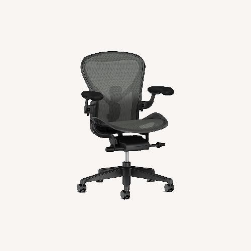 Used Herman Miller Aeron Office Chair for sale on AptDeco