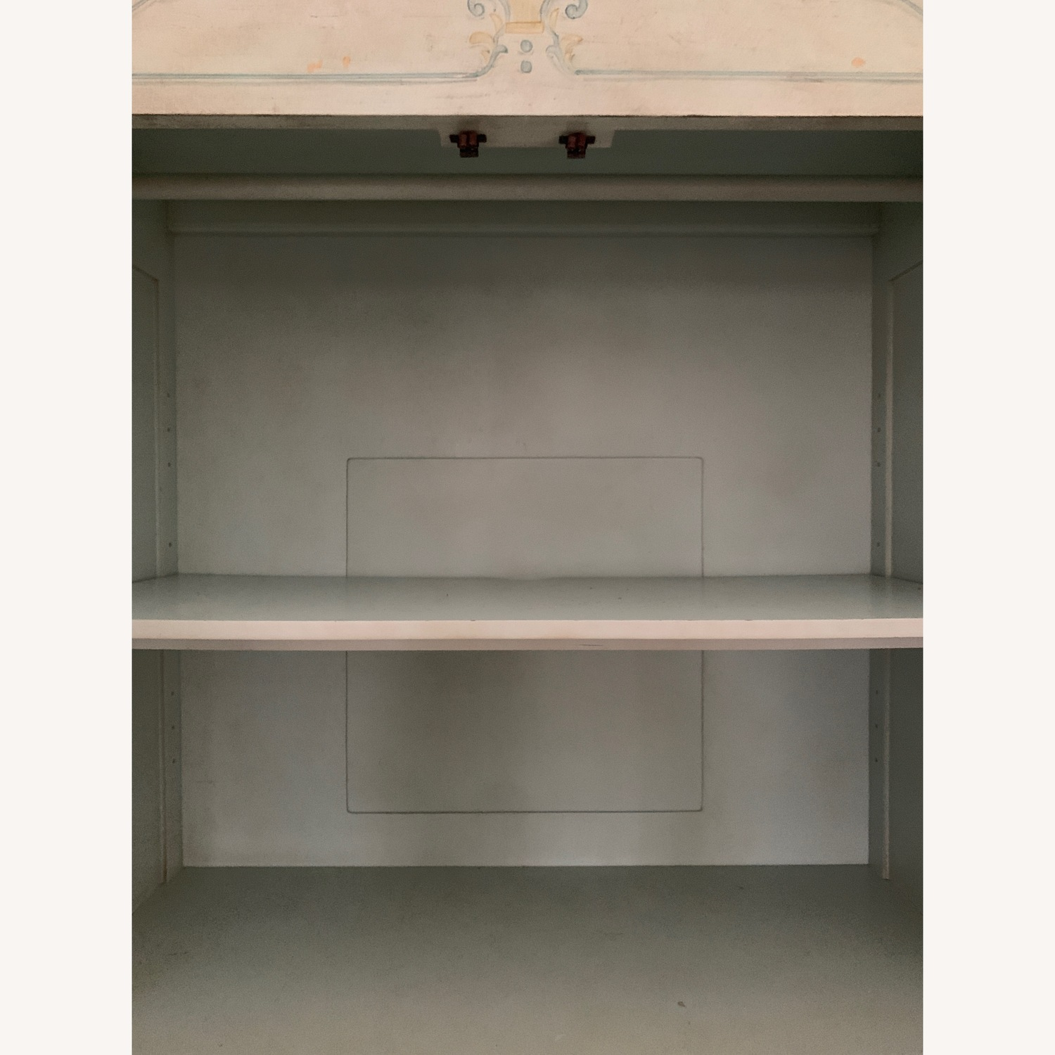 Distressed Painted Armoire - image-6