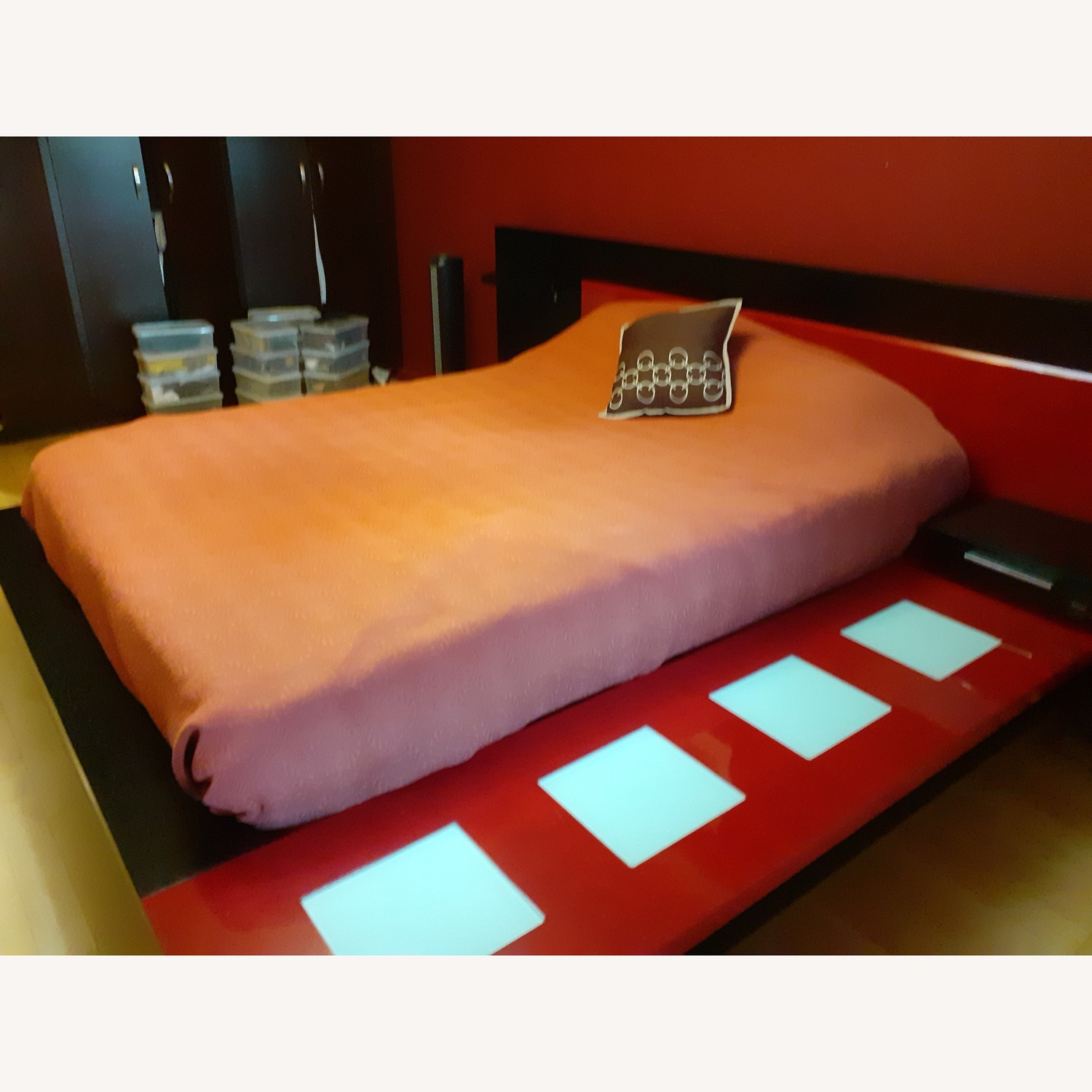 Bed with Storage - image-1