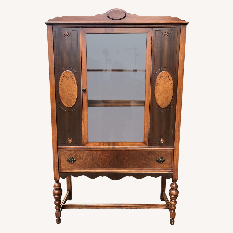 Antique 1900s Cabinet - image-0