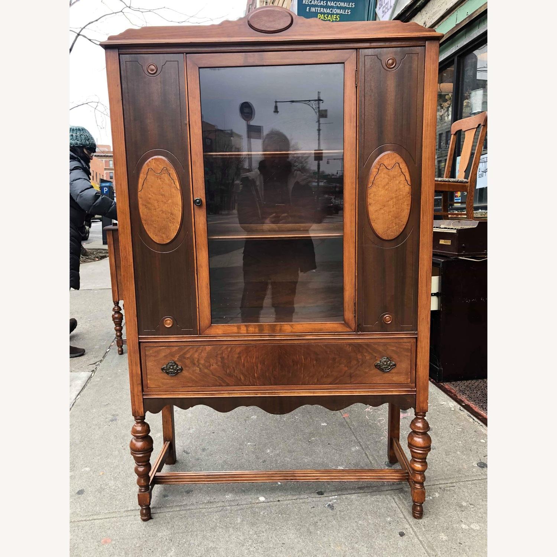 Antique 1900s Cabinet - image-1