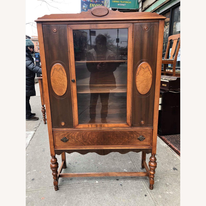 Antique 1900s Cabinet - image-5