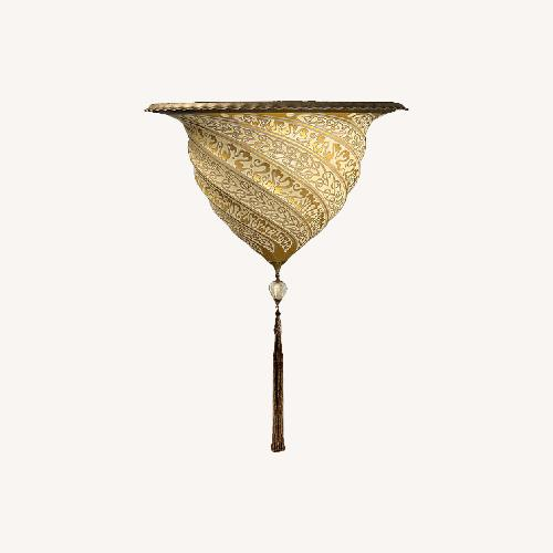 Used Fortuny Glass Samarkanda Applique Wall Sconce for sale on AptDeco