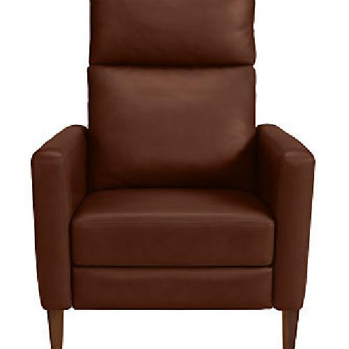Used Room & Board Wynton Leather Recliner Chair for sale on AptDeco