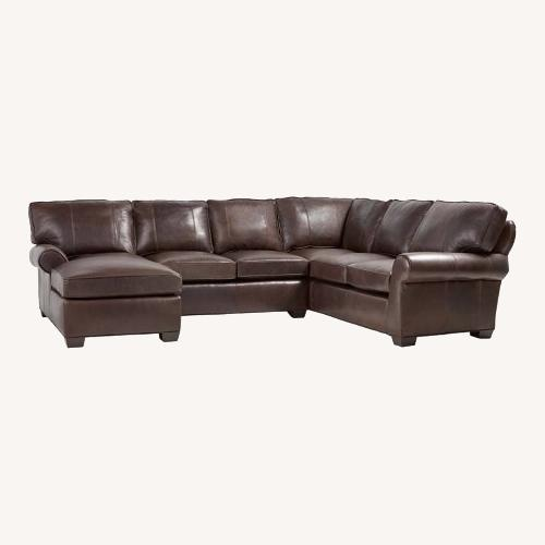 Used Arhaus Brentwood 3 Piece Sectional Sofa for sale on AptDeco
