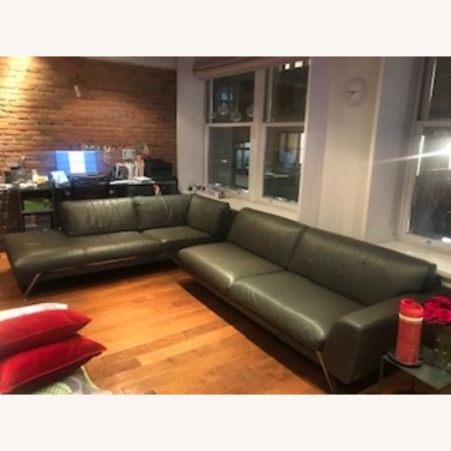 Used Roche Bobois 3 Piece Sectional for sale on AptDeco