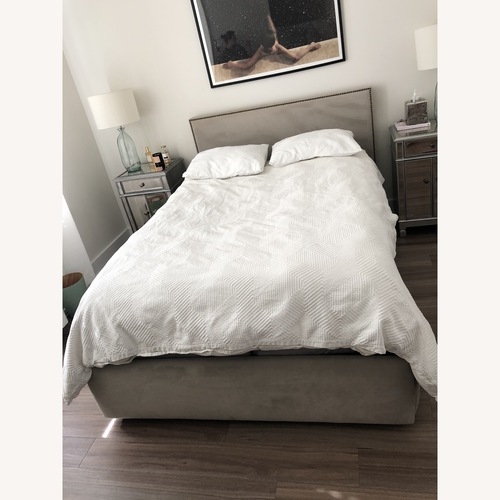 Used West Elm Storage Bed for sale on AptDeco