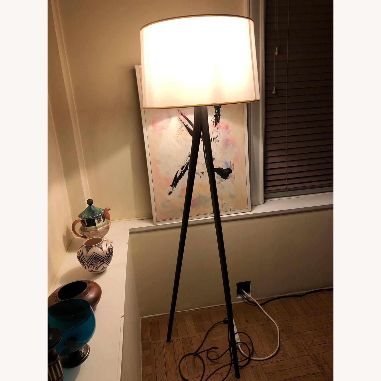 West Elm Tripod Floor Lamp