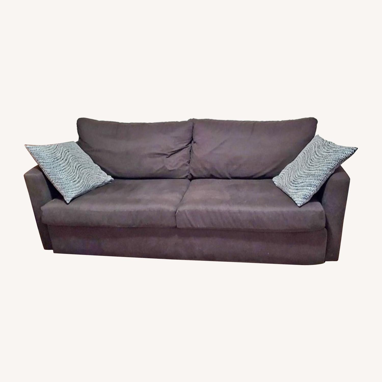 Picture of: Bob S Discount Furniture Sleeper Sofa Aptdeco
