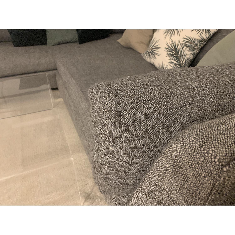 CB2 Decker Sectional Sofa