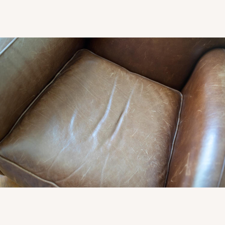 Bauhaus Leather Club Chair