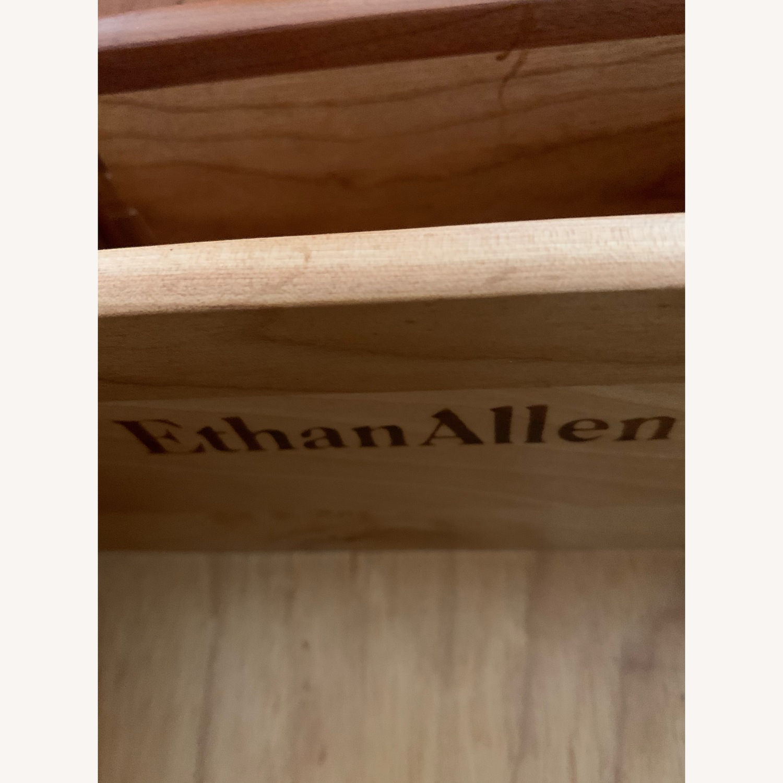 Ethan Allen Double Dresser
