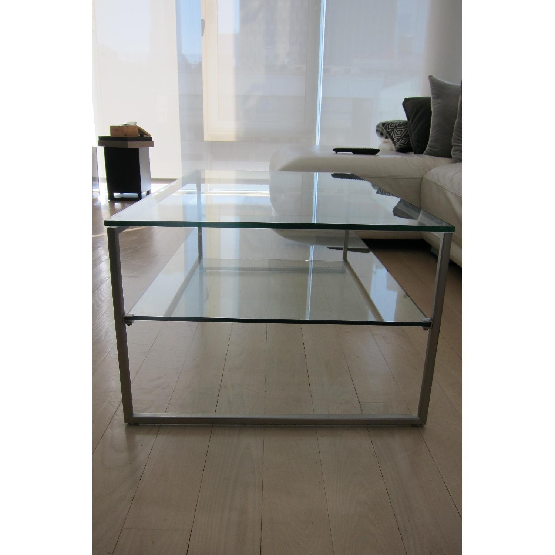 BoConcept Glass Coffee Table