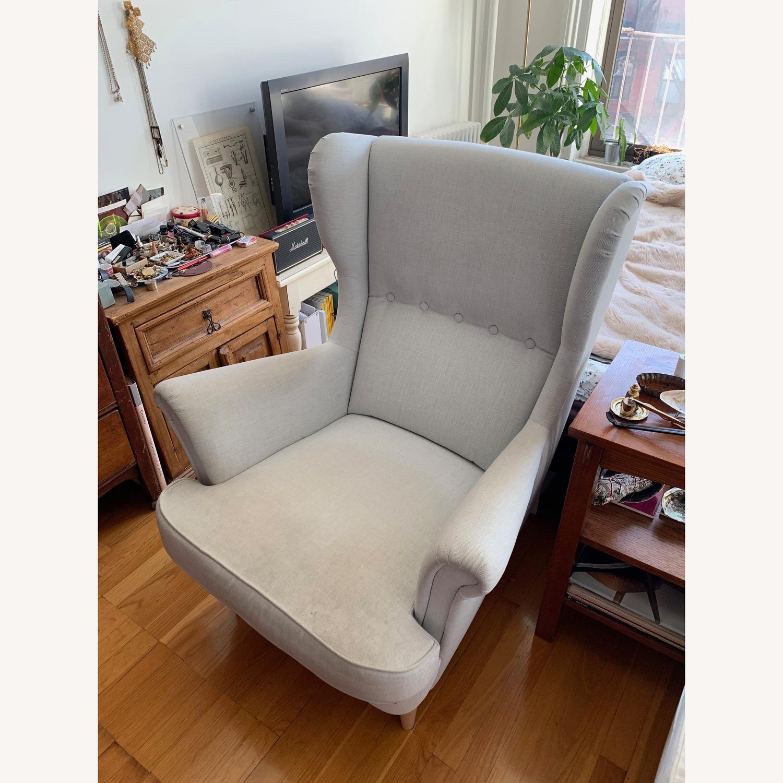 IKEA Strandmon Wing Chair - image-1