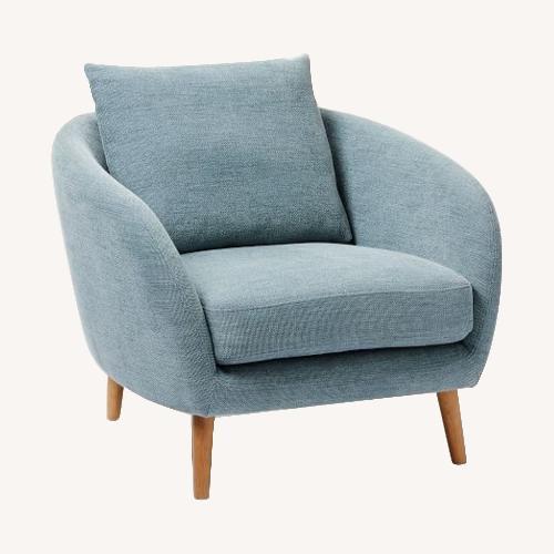 Used West Elm Hanna Chair for sale on AptDeco