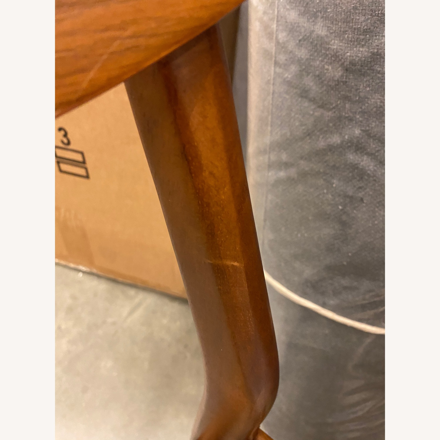 West Elm Classic Cafe Upholstered Dining Chair - image-10