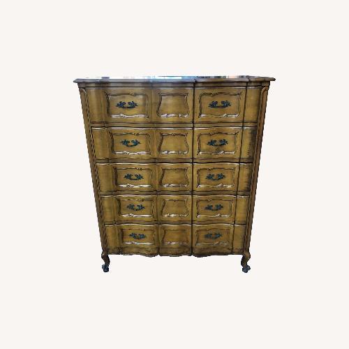Used Vintage 1970s French Provincial Dresser for sale on AptDeco