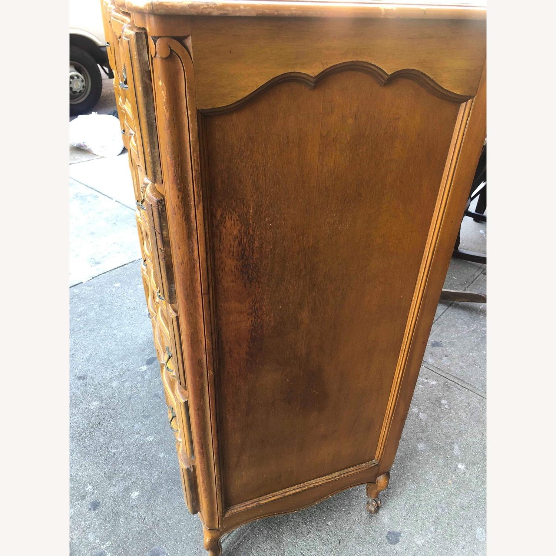 Vintage 1970s French Provincial Dresser - image-13