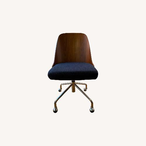 Used West Elm Bentwood Office Chair for sale on AptDeco