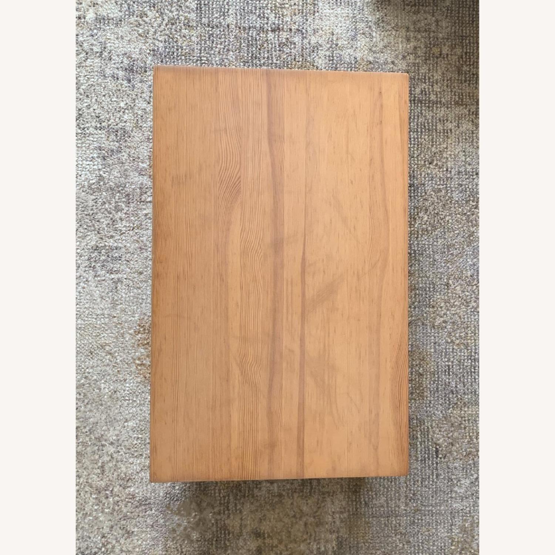 Muji Pinewood Low Coffee Table - image-2