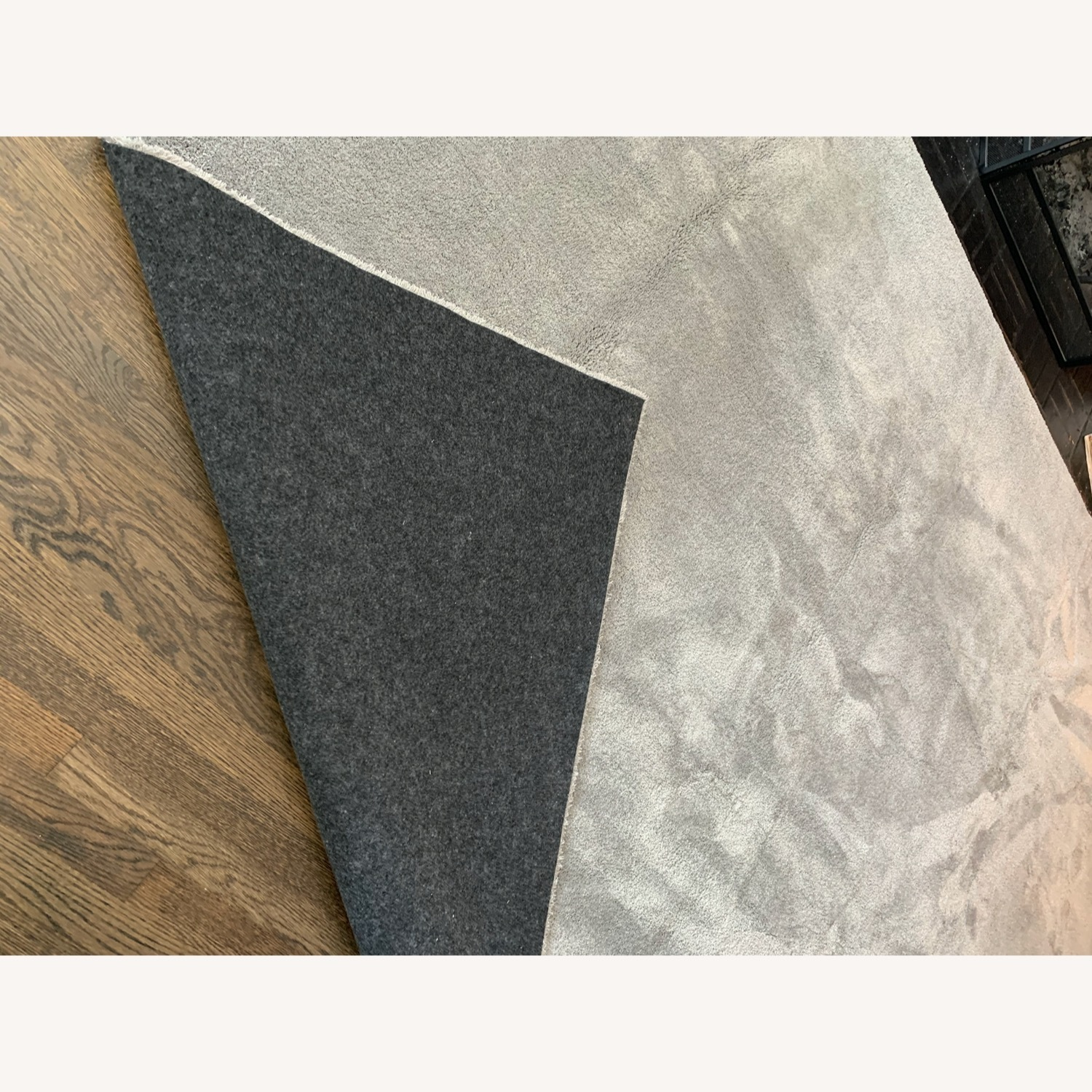 Touch Grey Area Rug - image-5