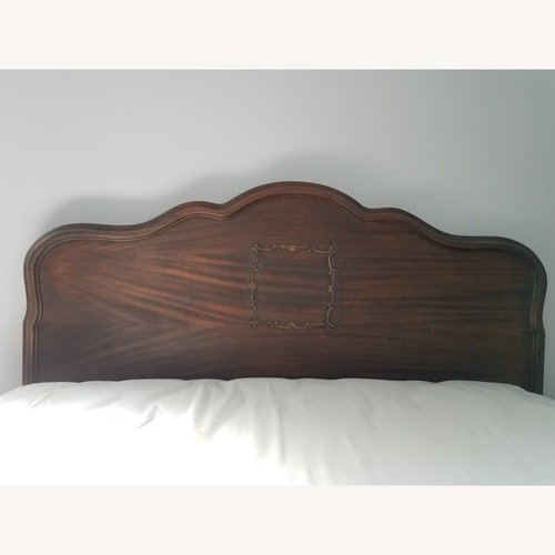 Used Antique Sheffield Style Bed for sale on AptDeco