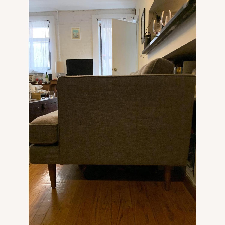 West Elm Peggy Mid Century Sofa - image-4