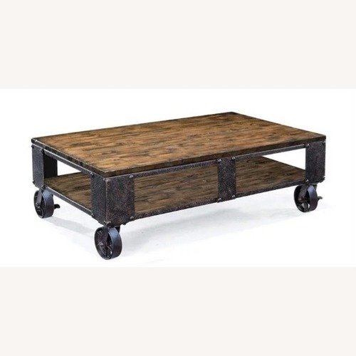 Used Magnussen Home Table for sale on AptDeco