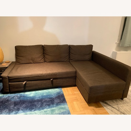 Used IKEA FRIHETEN Sleeper Sofa for sale on AptDeco