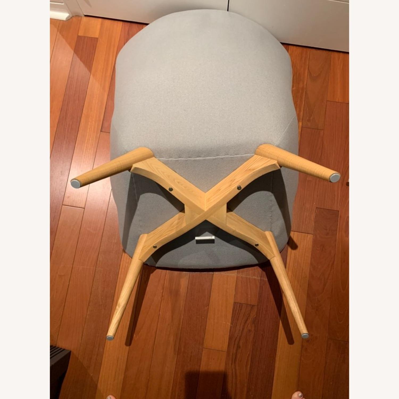 Chelsea Bespoke Fabric Chair - image-4