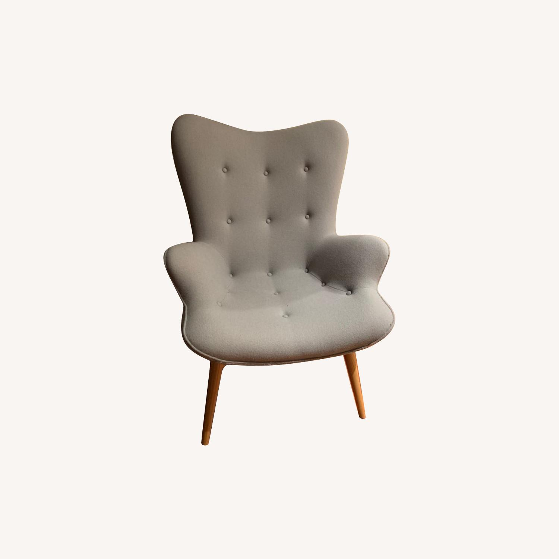 Chelsea Bespoke Fabric Chair - image-0