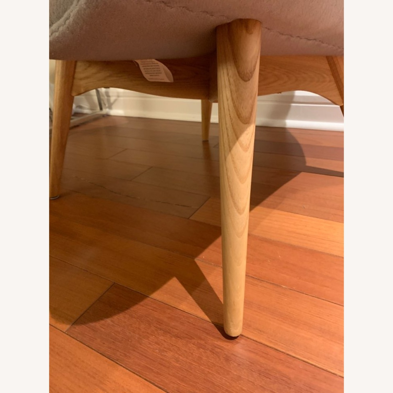Chelsea Bespoke Fabric Chair - image-5